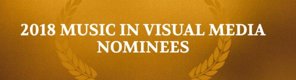 The 2018 HMMA Music in Visual Media nominates Annie Lennox! • Supe Troop