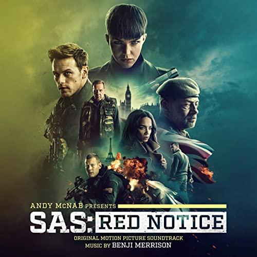 Soundtrack Album for SAS: Red Notice