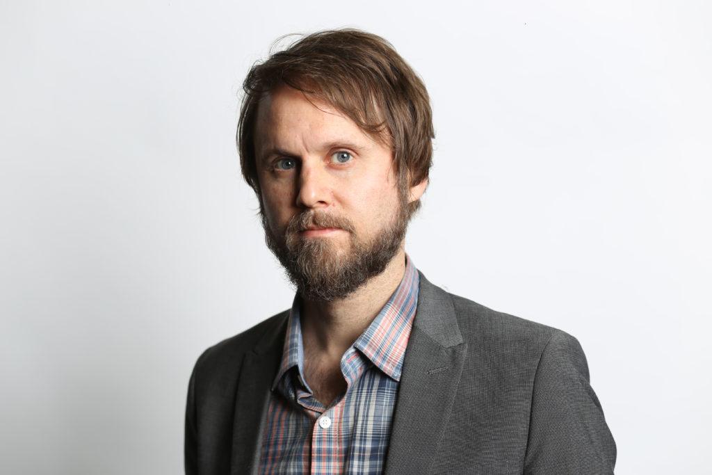 The Night House composer Ben Lovett