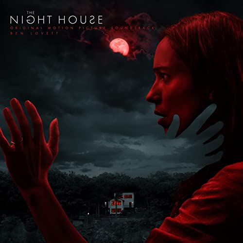 Rebecca Hall on the cover of the The Night House Soundtrack Album