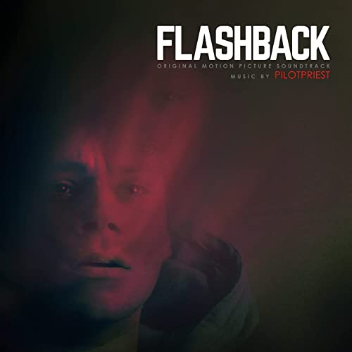 Dylan O'Brien on the cover of the Flashback Soundtrack Album